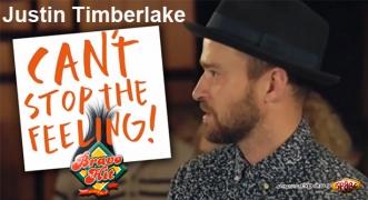 Bravo Hit Justin Timberlake - Can't Stop The Feeling