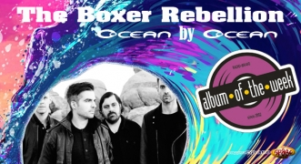 Album Na Nedelata The Boxer Rebellion - Ocean by Ocean