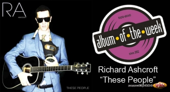 Album na nedelata Richard Ashcroft - These People