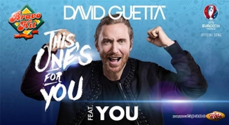 Bravo Hit David Guetta – This One's For You