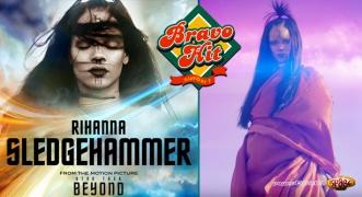 Bravo Hit Rihanna - Sledgehammer