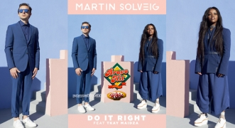 Bravo Hit Martin Solveig Feat. Tkay Maidza - Do It Right