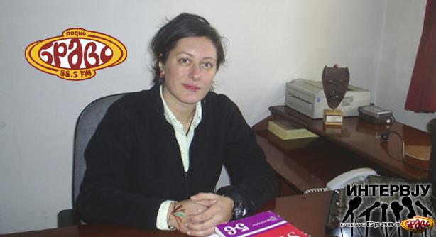 """Симона Тоскиќ за фестивалот """"Денови на комедија 2018"""""""
