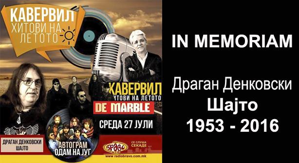 In Memoriam Драган Денковски Шајто