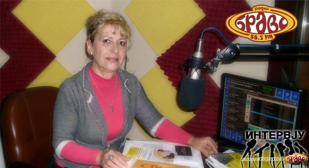 Благица Димитровска од Здружение за промоција и развој на инклузивно општество