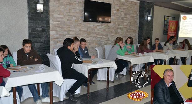 Прво место за кумановските гимназијалци на државниот противпожарен квиз натпревар