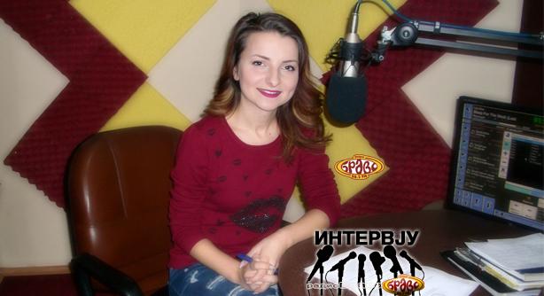 Сани Росевска, волонтер во ОО на Црвен Крст, Куманово