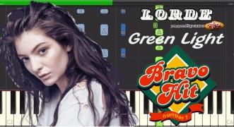 Bravo Hit Lorde - Green Light