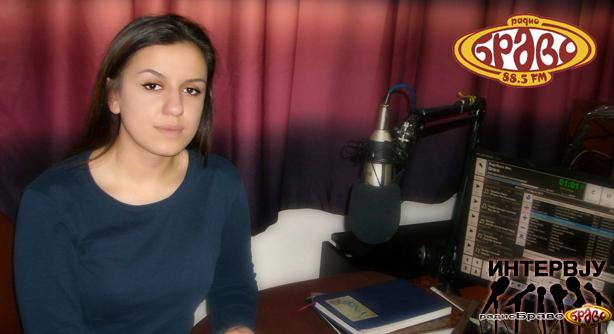 Марија Михајловска, волонтер во ОО на Црвениот Крст, Куманово