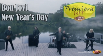 Premiera Hit Bon Jovi - New Year's Day