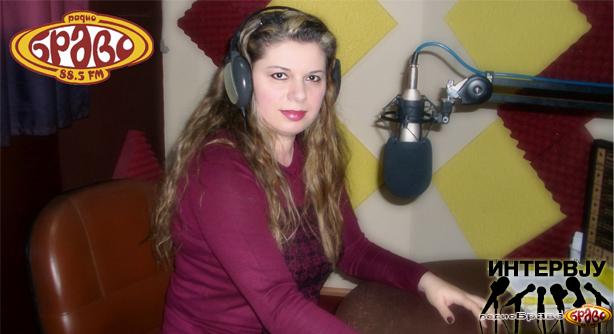 """Жаклина Стефановска, селектор на изложбата """"Жените и фотографијата"""""""