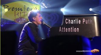 Premiera Hit Charlie Puth - Attention