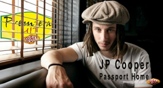 Premiera Hit JP Cooper - Passport Home