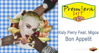 Premiera Hit Katy Perry Feat. Migos – Bon Appetit