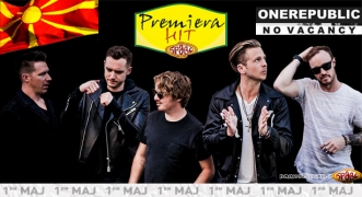 Premiera Hit One Republic – No Vacancy