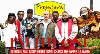 Premiera Hit DJ Khaled Feat. Justin Bieber & Quavo & Chance The Rapper & Lil Wayne – Im The One