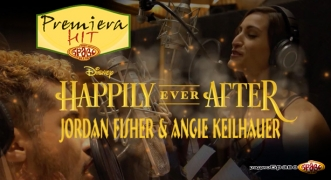 Premiera Hit Jordan Fisher & Angie Keilhauer - Happily Ever After
