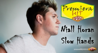Premiera Hit Niall Horan – Slow Hands