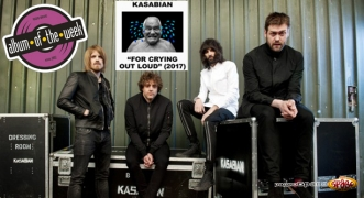 Album Of The Week Kasabian - For Crying Out Loud