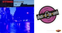 Album Of The Week Sting - 57th & 9th
