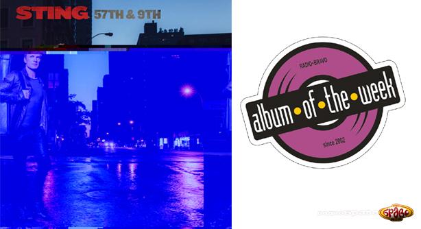 Sting – 57th & 9th (Албум на неделата)