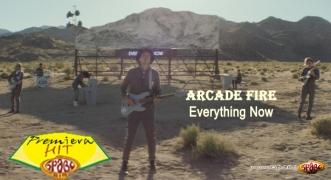 Premiera Hit Arcade Fire - Everything Now