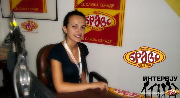 Христина Петровска, Лидер на клуб на млади при Општинската Организација на Црвен Крст, Куманово