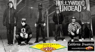 Premiera Hit Hollywood Undead - California Dreaming