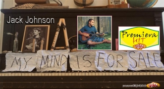 Premiera Hit Jack Johnson - My Mind Is For Sale