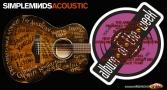 Album Na Nedelata Simple Minds - Acoustic