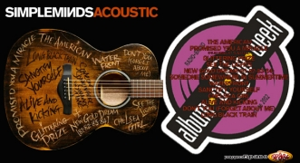 Album Na Nedelata Simple Minds - Acoustic