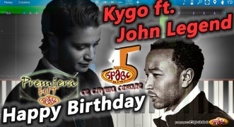 Premiera Hit Kygo Feat. John Legend - Happy Birthday - Save Me