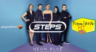 Premiera Hit Steps - Neon Blue