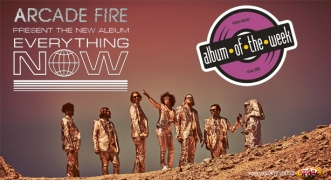Album Of The Week - Arcade Fire - Everything Now