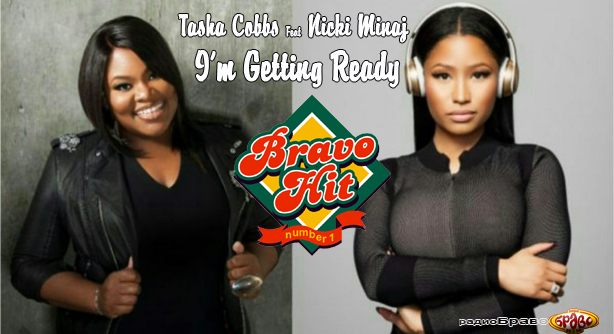 Tasha Cobbs Feat Nicki Minaj – I'm Getting Ready (Браво Хит)