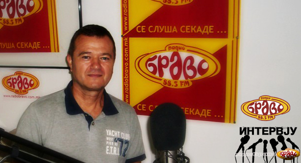 "Ненад Скрчевски, преседател на Аикидо Клуб ""Агатсу"""