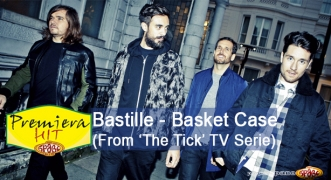 Premiera Hit Bastille - Basket Case (From 'The Tick' TV Serie)