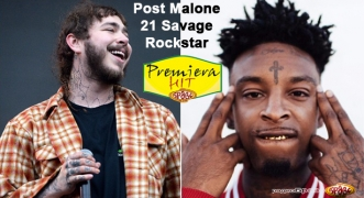 Premiera Hit Post Malone Feat. 21 Savage - Rockstar