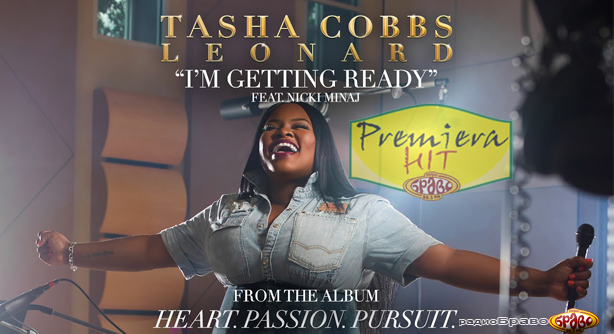 Tasha Cobbs Feat Nicki Minaj – I'm Getting Ready (Премиера Хит)