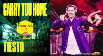 Premiera Hit Tiesto - Carry You Home
