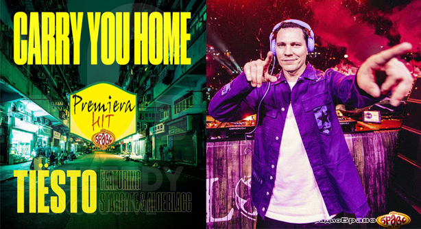 Tiësto  Feat. Stargate & Aloe Blacc – Carry You Home (Премиера Хит)