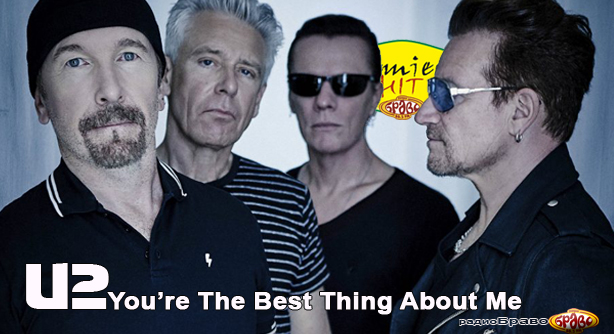 U2 – You're The Best Thing About Me (Премиера Хит)