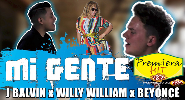 J Balvin & Willy William Feat. Beyonce – Mi Gente Remix (Премиера Хит)