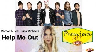 Premiera Hit Maroon 5 Feat. Julia Michaels - Help Me Out
