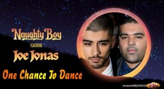 Premiera Hit Naughty Boy Feat Joe Jonas - One Chance To Dance
