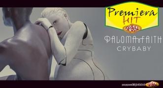 Premiera Hit Paloma Faith - Crybaby