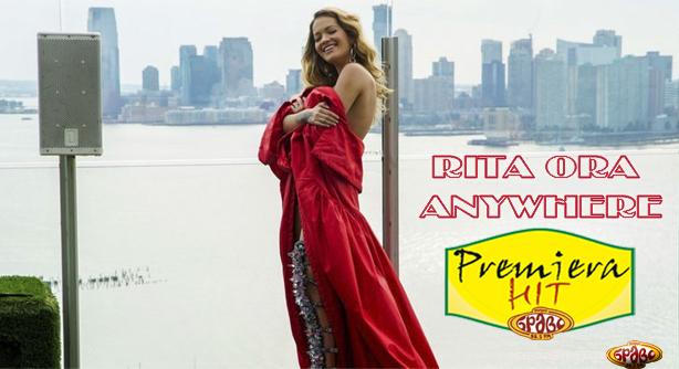 Rita Ora – Anywhere (Премиера Хит)