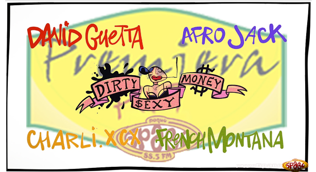 David Guetta & Afrojack Feat. Charli XCX & French  – Dirty Sexy Money (Премиера Хит)