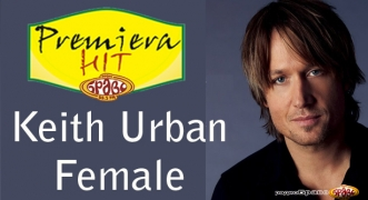 Premiera Hit Keith Urban - Female