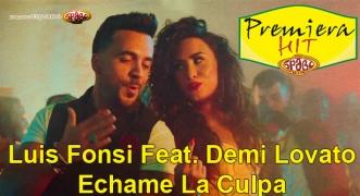 Premiera Hit Luis Fonsi Feat. Demi Lovato - Echame La Culpa